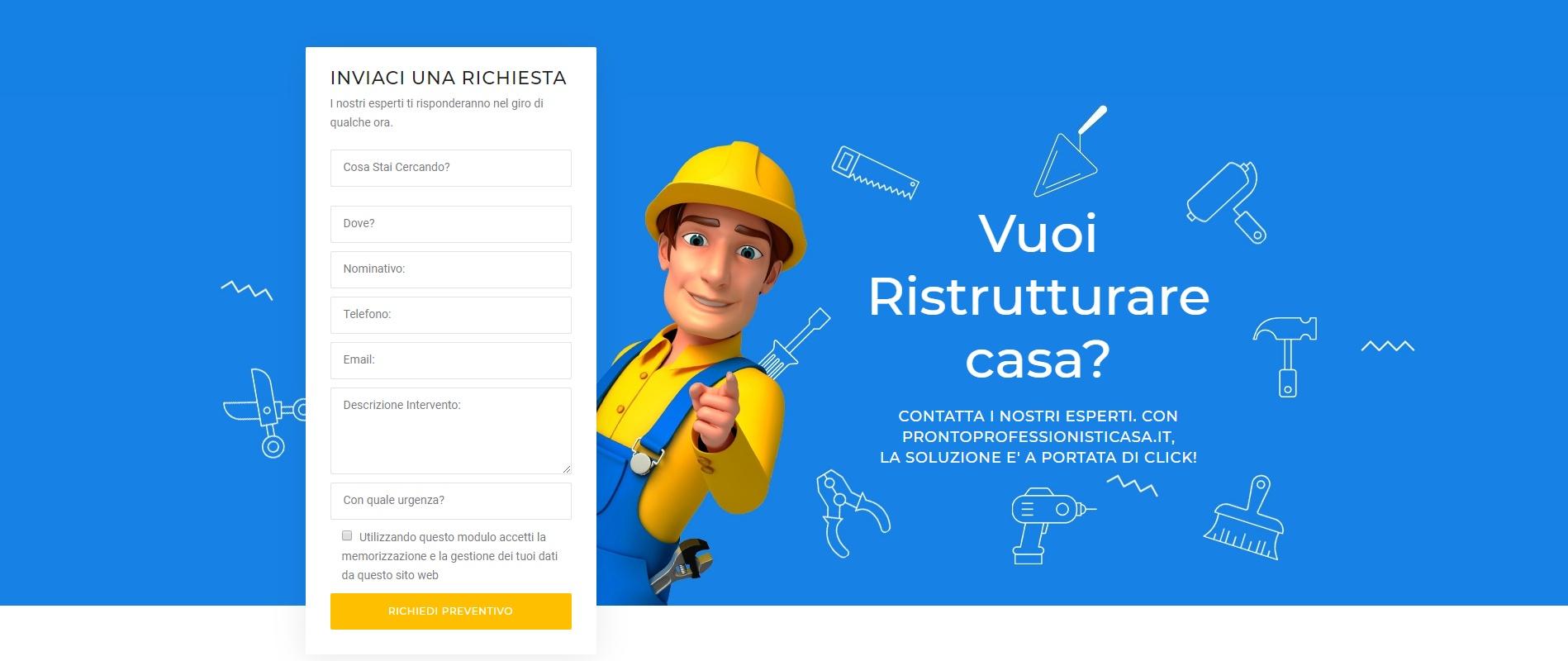 Ristrutturazione Casa Roma Prezzi casanoproblem - ristrutturazione edilizia - casa - impianti
